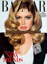 Bazaar 7/09,Doutzen Kroes,Drew Barrymore,July 2009,NEW