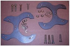 GM 10-12 BOLT Chevy CHEVROLET Passenger Car REAR  DISC  BRAKE  BRACKET SET
