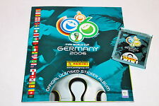 PANINI WC WM GERMANY 2006 – LEERALBUM EMPTY ALBUM vuoto vacio compresseur South ...
