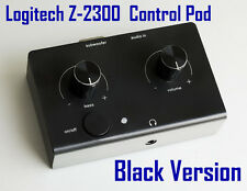 Logitech Z-2300 Computer Speakers Control Pod New Black Version Replacement