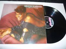 DIONNE WARWICK - The Love Songs 1989 German 16-track LP