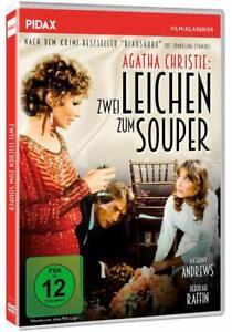 Sparkling Cyanide -Agatha Christie-Anthony Andrews, Deborah Raffin NEW UK R2 DVD