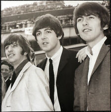 THE BEATLES POSTER PAGE . LONDON AIRPORT . 2M
