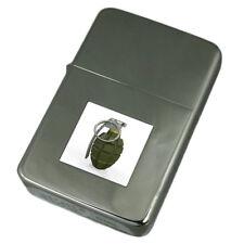 Engraved Lighter Army Hand Grenade