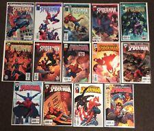 14 Marvel Knights Spider-Man comic books 1,2,5,7,8,9,12,13,14,15,16,17,18,22 Lot