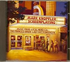 MARK KNOPFLER Screenplaying 1993 FRENCH CD DIRE STRAITS