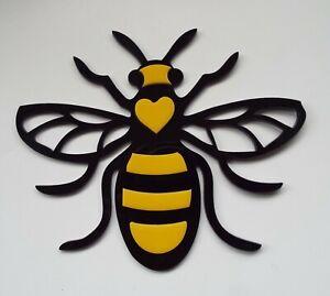 Manchester bee hanger for garden, window or porch