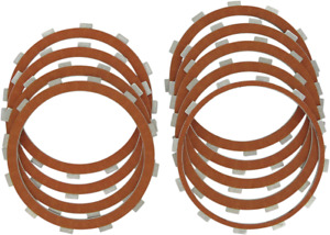 Drag Specialties Organic Friction Plate Kit - 1131-0424
