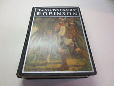The Swiss Family Robinson The Windermere Series Johann Rudolf Wyss 1940 hb