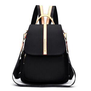 Anti Theft Women Waterproof Rucksack School Backpack Casual Travel Shoulder Bags