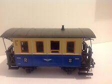 LGB passanger train car by Lehmann
