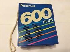 Vintage Polaroid 600 Plus Film Pack Novelty Transistor Radio Works