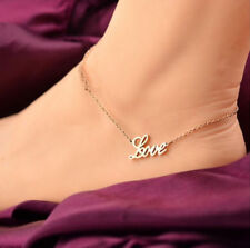 Bracelet Love Charm Sandal Jewelry Women Sexy Anklet Foot Chain Ankle