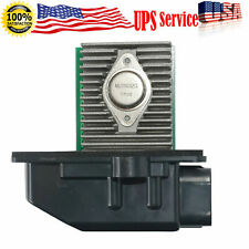 New 6W7Z19E624A Blower Motor Control Resistor For 2001-2011 Ford Crown Victoria