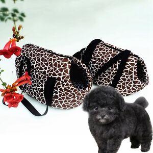 New Pet Carry Bag Double Hole Dog Carrier Breathable Cat Outdoor Shoulder Bag