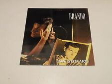 BRANDO - SANTI & PECCATORI - LP 1992 POLYDOR RECORDS - OIS - NM/VG