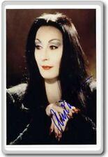 Angelica Houston Autographed Preprint Signed Photo Fridge Magnet