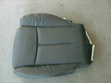 2009-11 Nissan Maxima Right Front Seat Cushion Foam Pad Black Leather Cover OEM