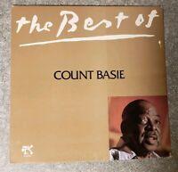 Count Basie - The Best of Count Basie (Vinyl LP - Used VG)