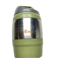 Bubba Keg Sport 72 oz Insulated Thermos Stainless Steel Green Large Travel