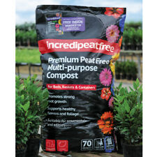 More details for t&m incredipeatfree peat free multi-purpose compost for root growth 1 x 70l pack