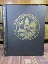 1998 CABARRUS COUNTY HERITAGE NORTH CAROLINA History Genealogy Rare Book CONCORD