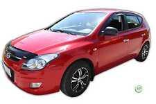 DHY17249 Hyundai i30 mk1 5 puertas 2007-2012 viento desviadores 4pc Heko Teñido