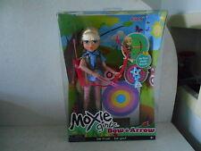 Moxie Girlz Bow & Arrow Doll - Avery - New in Box