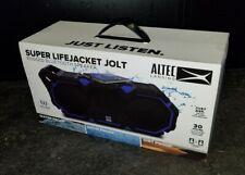 NEW ALTEC SUPER LIFEJACKET JOLT RUGGED  Water/Snow Proof BLUETOOTH SPEAKER