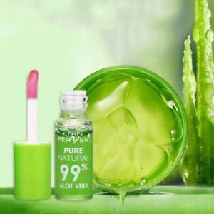 Aloe Vera Change Color Natural Temperature Hydra Jelly Lip Gloss Balm Lipstick
