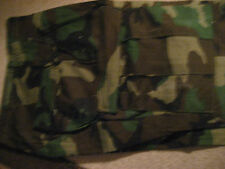 US Issue Woodland Camo BDU Pants Lightweight PMC SF Seals Recon Multicam ECWS