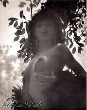 Topless Model Tiny Breasts SEPIA HENDRICKSON PHOTO Original Artists Studio D344