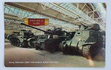 Royal Armoured Corps Tank Museum, Bovington, Dorset Postcard