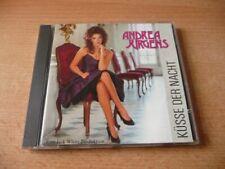 CD Andrea Jürgens - Küsse der Nacht - 1990 incl. Wir tanzen Lambada + Ich hab di