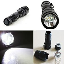 UltraFire WF-502B 1000LM XM-L2 T6 1/5Mode White Light LED Torch 18650 Flashlight