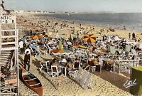 BF13813 la baule la plage france front/back image