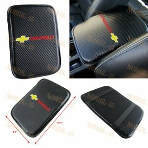 Stitching For CHEVROLET Chevy Car Center Console Armrest Cushion Mat Pad Cover