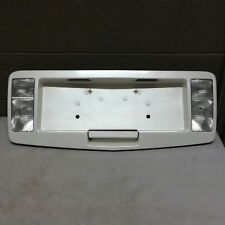 04 05 06 07 08 09 Cadillac SRX License Plate Light Pearl White (H100)