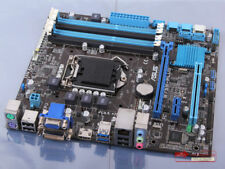 100% tested ASUS B75M-PLUS motherboard 1155 DDR3 Intel B75