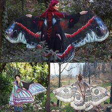 Cape Long Butterfly Wing Cloak Scarf Wrap Shawl Dress Amice Women Lady HOT SALE