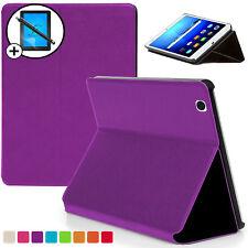 Morado Smart Case Carcasa Rígida Para Huawei MediaPad M3 8.4 Pantalla Prot