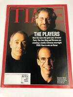 Time Magazine Vintage Issue March 27 1995 - DreamWorks Steven Spielberg + Geffen