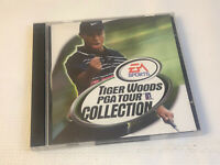 Tiger Woods PGA Tour Collection PC CD-ROM Game Classics 15 courses 2 Discs