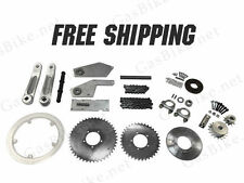 Jackshaft Kit - Free Shipping, 66/80cc Gas Motorized Bicycle