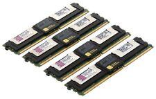 KINGSTON KVR667D2D4F5/4GI 4x 4 GO PC2-5300 DDR2-667MHz
