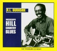 R.L. Burnside - Mississippi Hill Country Blues (NEW CD)