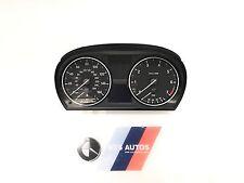BMW serie 3 X1 E84 E90 racimo del instrumento Speedo Relojes Manual De Gasolina 9166828
