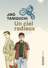 JIRO TANIGUCHI **  UN CIEL RADIEUX NOUVELLE EDITION ** NEUF CASTERMAN ECRITURES