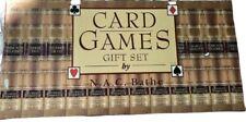 Juegos De Cartas Conjunto de regalo por NAC bañar Regalo bloqueo Hobby actividad