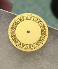 MERCEDES BENZ SERVICE AWARD HAMILTON 28mm DIAL FACE DATE WRIST WATCH
